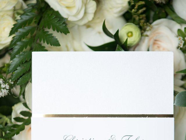 Tyler and Christine's wedding in Toronto, Ontario 8