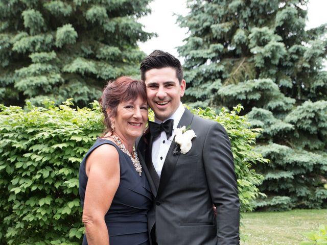 Tyler and Christine's wedding in Toronto, Ontario 10