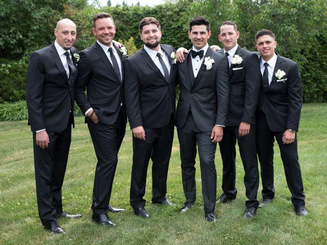 Tyler and Christine's wedding in Toronto, Ontario 11