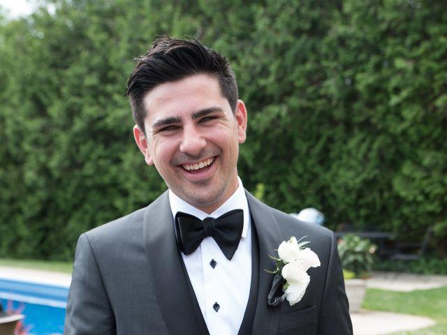 Tyler and Christine's wedding in Toronto, Ontario 12