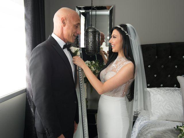 Tyler and Christine's wedding in Toronto, Ontario 15