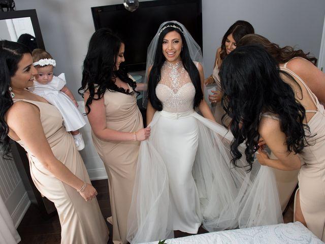 Tyler and Christine's wedding in Toronto, Ontario 22