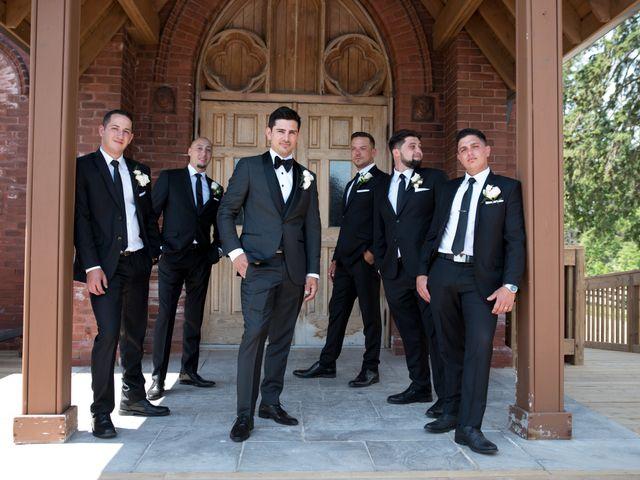 Tyler and Christine's wedding in Toronto, Ontario 24