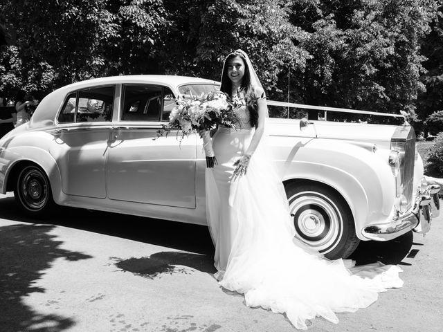 Tyler and Christine's wedding in Toronto, Ontario 30