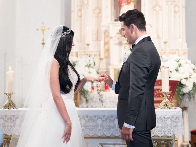 Tyler and Christine's wedding in Toronto, Ontario 35