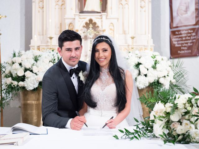 Tyler and Christine's wedding in Toronto, Ontario 37