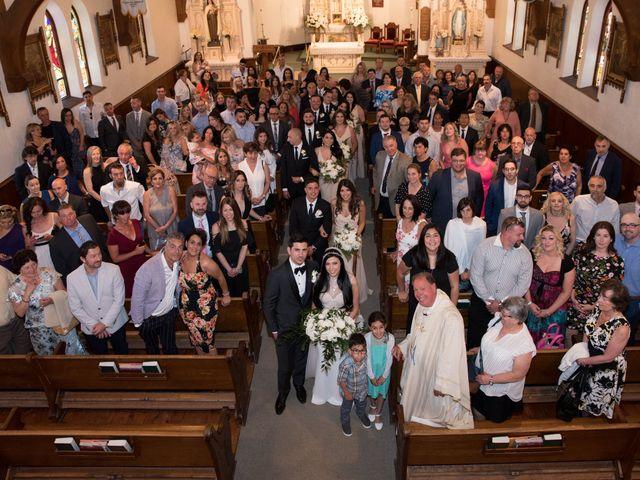 Tyler and Christine's wedding in Toronto, Ontario 38