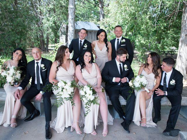 Tyler and Christine's wedding in Toronto, Ontario 2