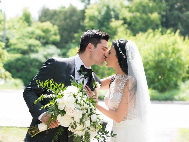Tyler and Christine's wedding in Toronto, Ontario 46