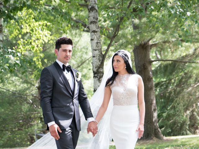 Tyler and Christine's wedding in Toronto, Ontario 48