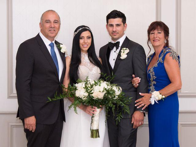 Tyler and Christine's wedding in Toronto, Ontario 55