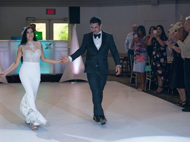 Tyler and Christine's wedding in Toronto, Ontario 69