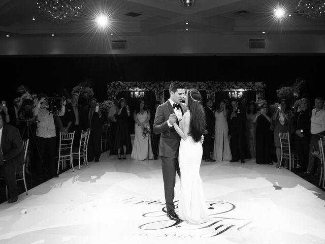Tyler and Christine's wedding in Toronto, Ontario 72