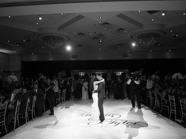 Tyler and Christine's wedding in Toronto, Ontario 74