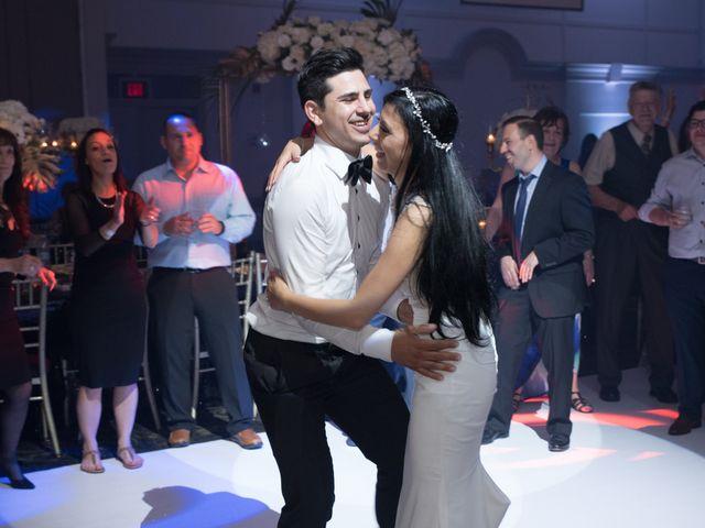 Tyler and Christine's wedding in Toronto, Ontario 87