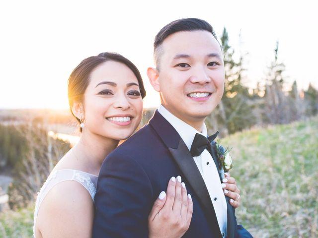 The wedding of Lara and Tim