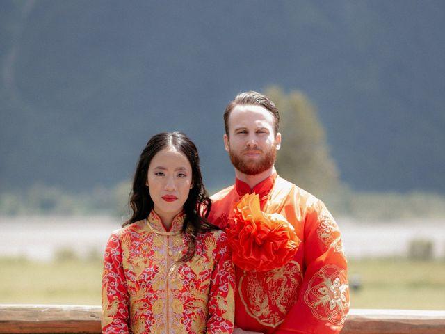 Lexi and Kyler's wedding in Agassiz, British Columbia 5