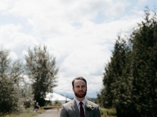 Lexi and Kyler's wedding in Agassiz, British Columbia 8