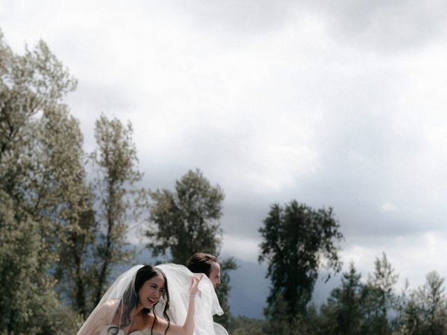 Lexi and Kyler's wedding in Agassiz, British Columbia 15