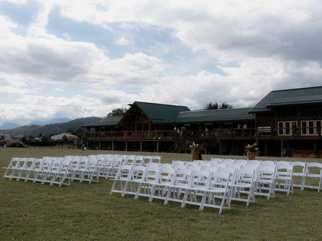 Lexi and Kyler's wedding in Agassiz, British Columbia 38