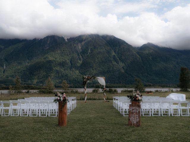 Lexi and Kyler's wedding in Agassiz, British Columbia 39
