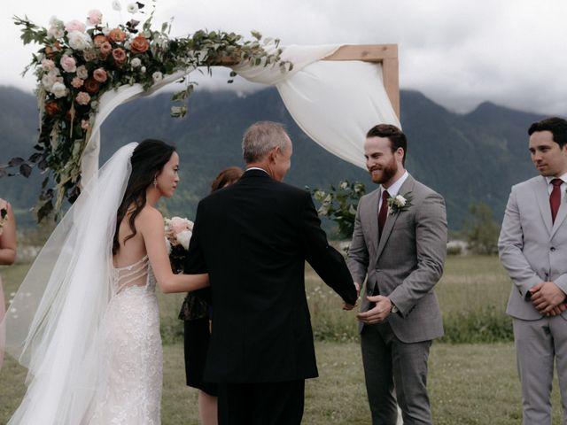 Lexi and Kyler's wedding in Agassiz, British Columbia 49