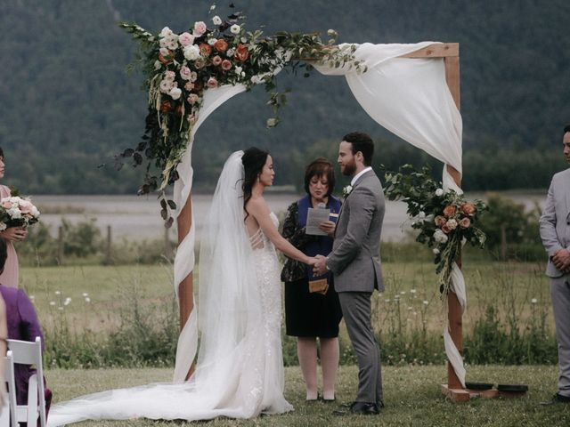 Lexi and Kyler's wedding in Agassiz, British Columbia 54