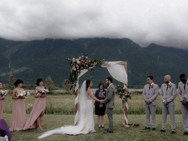 Lexi and Kyler's wedding in Agassiz, British Columbia 55