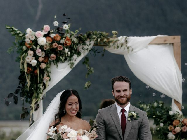 Lexi and Kyler's wedding in Agassiz, British Columbia 60