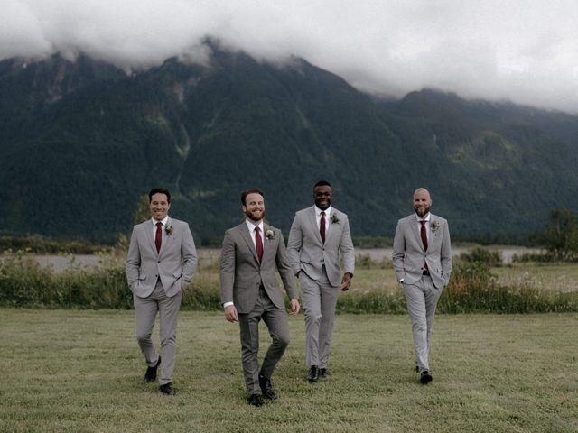 Lexi and Kyler's wedding in Agassiz, British Columbia 62