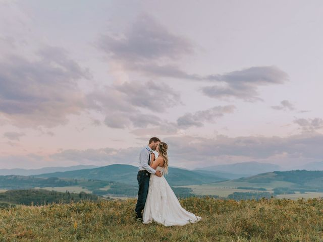 The wedding of Charlotte and Heath
