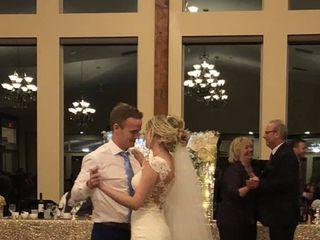 The wedding of Alyshia and Tucker 1