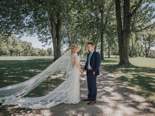 The wedding of Alyshia and Tucker