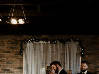 The wedding of Alli and Zach 2