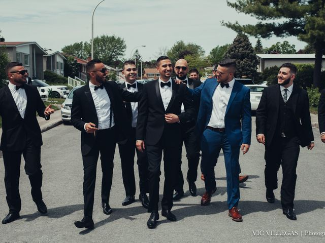 Nicolas and Sally's wedding in Montreal, Quebec 2