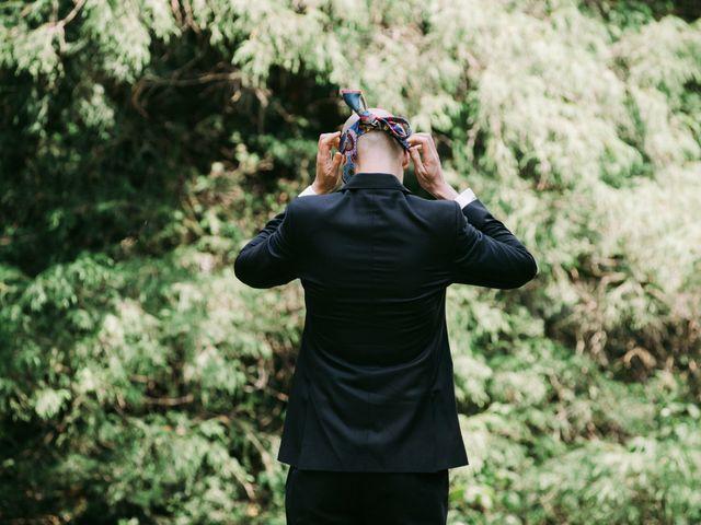 Craig and Amrita's wedding in Vancouver, British Columbia 3