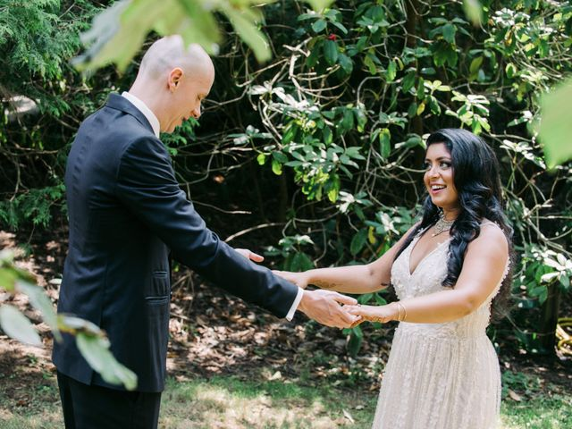 Craig and Amrita's wedding in Vancouver, British Columbia 8