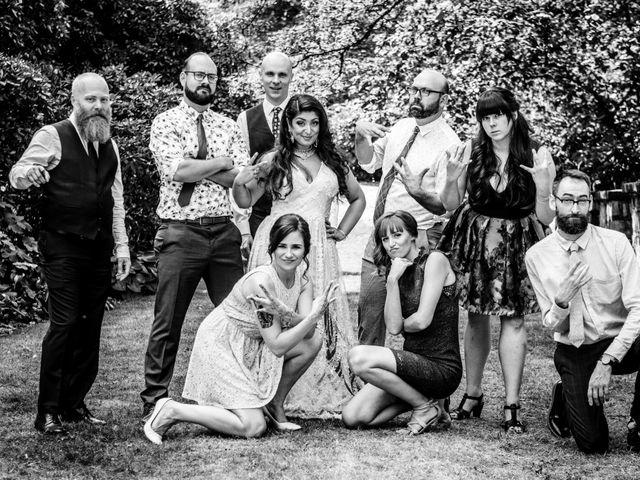 Craig and Amrita's wedding in Vancouver, British Columbia 33