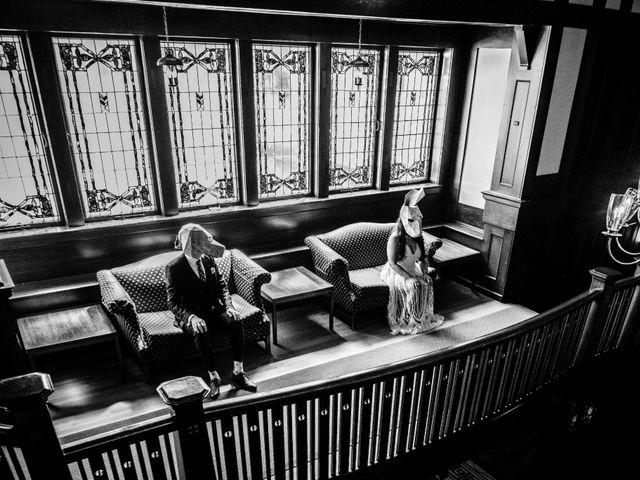 Craig and Amrita's wedding in Vancouver, British Columbia 43