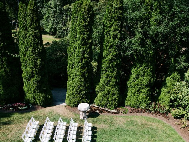 Craig and Amrita's wedding in Vancouver, British Columbia 56
