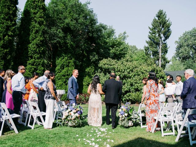 Craig and Amrita's wedding in Vancouver, British Columbia 63