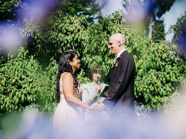 Craig and Amrita's wedding in Vancouver, British Columbia 65