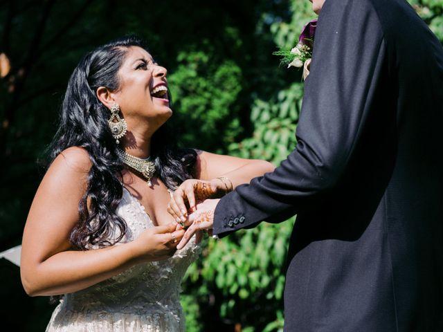Craig and Amrita's wedding in Vancouver, British Columbia 73