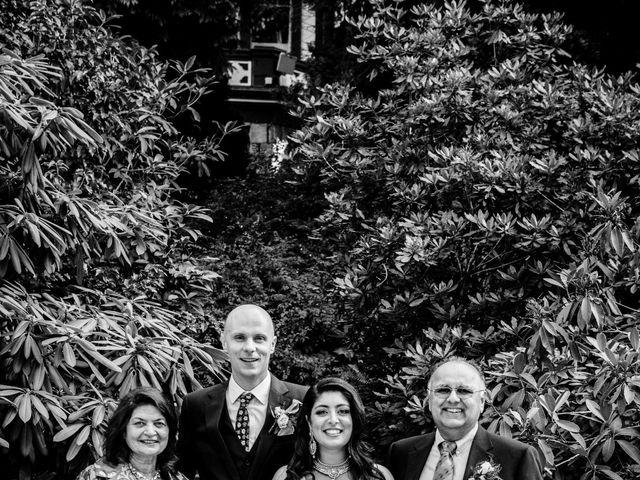 Craig and Amrita's wedding in Vancouver, British Columbia 80