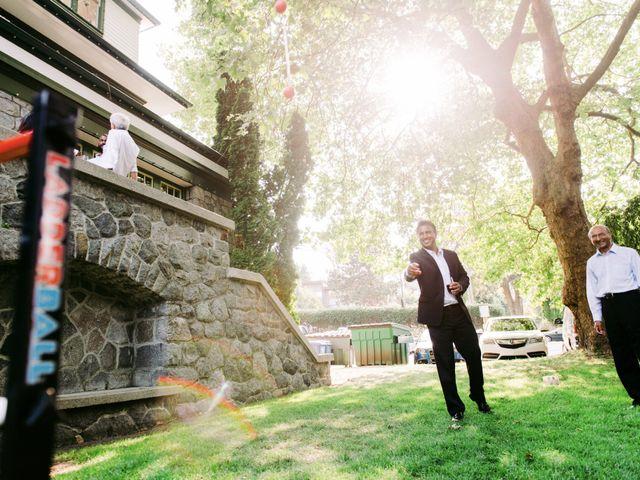 Craig and Amrita's wedding in Vancouver, British Columbia 86