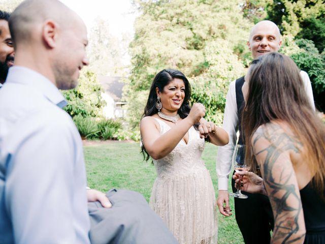 Craig and Amrita's wedding in Vancouver, British Columbia 90