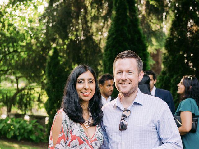 Craig and Amrita's wedding in Vancouver, British Columbia 95