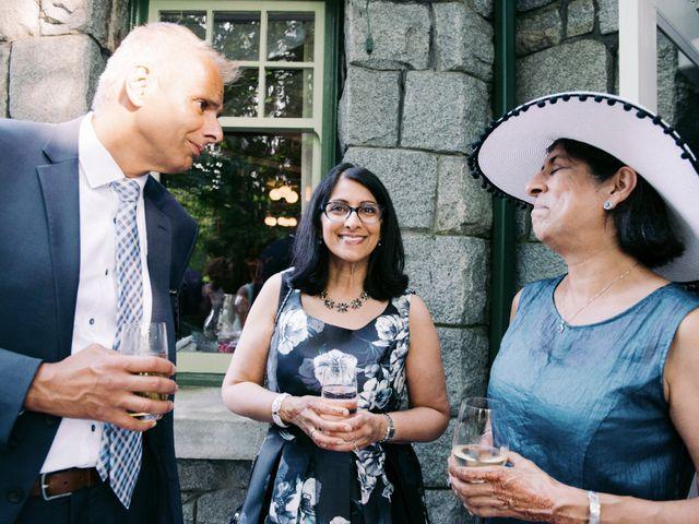 Craig and Amrita's wedding in Vancouver, British Columbia 100