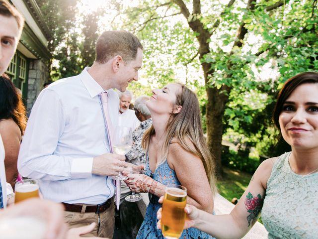 Craig and Amrita's wedding in Vancouver, British Columbia 102