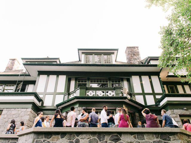 Craig and Amrita's wedding in Vancouver, British Columbia 1